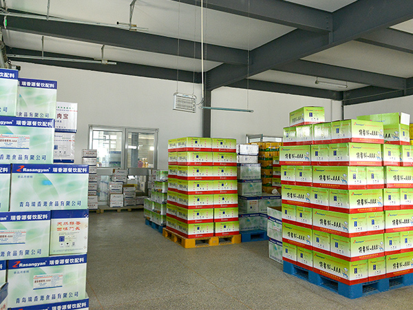 瑞香源产品仓库