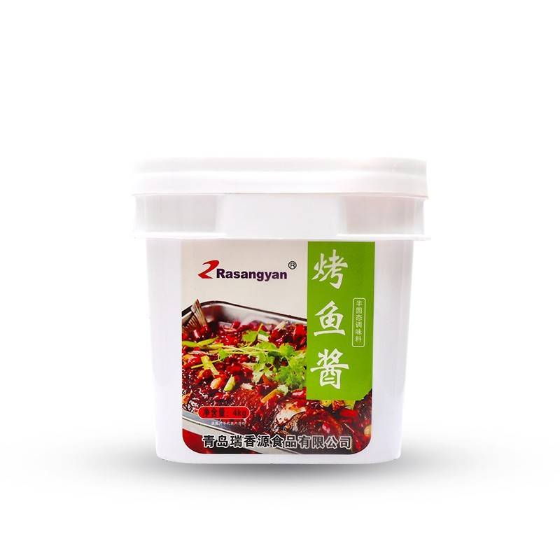 瑞香源调味品烤鱼酱调味料