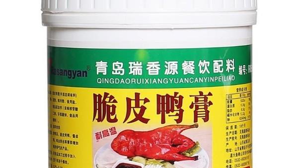 瑞香源脆皮鸭膏的使用方法