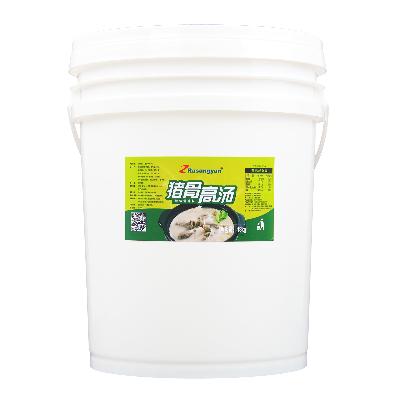 猪骨高汤调味料 火锅高汤调味料 米线&麻辣烫调味料  大桶
